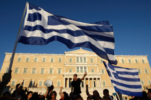 Greek CAA staff join general strike