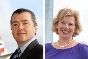 Walsh and Wells confirmed as UK Aviation Conference speakers