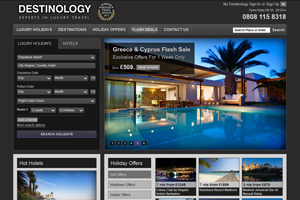 Destinology allows agents to compete with direct-sell