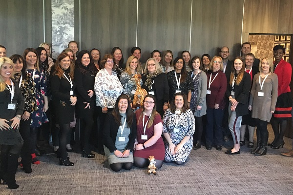 Dozens of women attend Global Travel Group's GNOW event