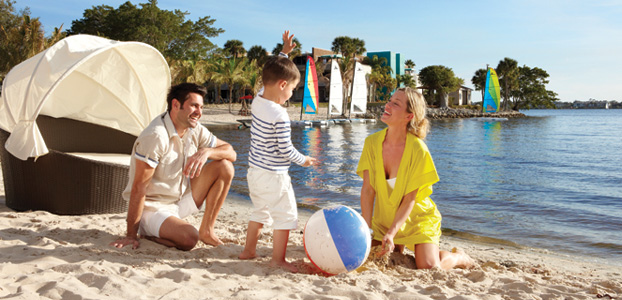 All-Inclusive Holidays: All in the family