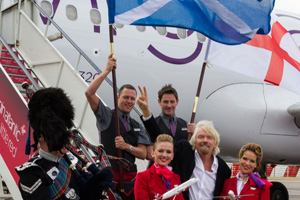 Virgin Holidays expands Scottish retail estate as Little Red launches