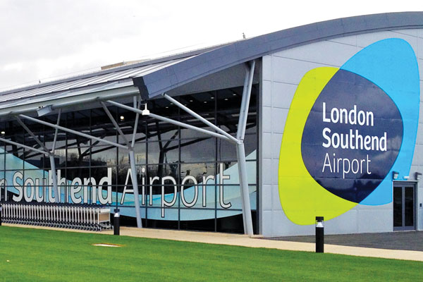 Southend airport offers free flights to stricken Ryanair passengers