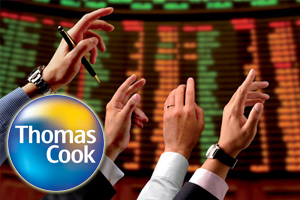 Thomas Cook share price plunge was 'shocking' says Green