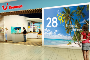 Thomson to open first concept store in Bluewater