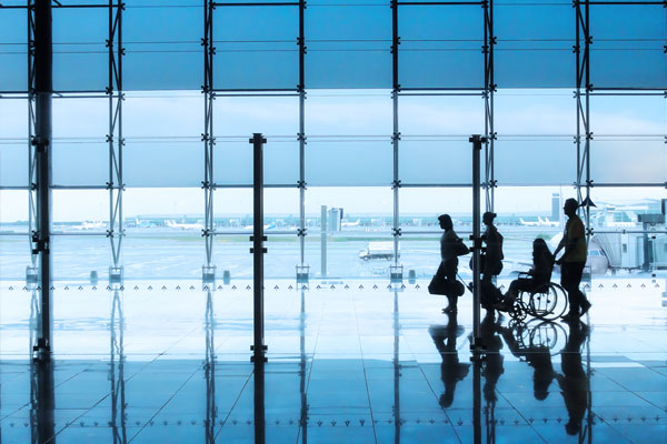 CAA identifies areas for improvement for people with disabilities in airports