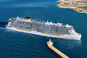 Costa Cruises to build world's largest passenger ships