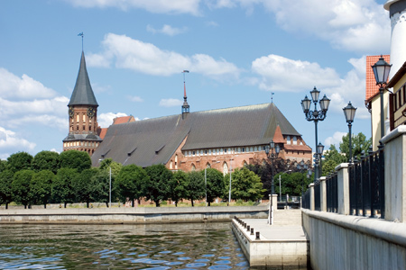 Kaliningrad: a low-budget city break away from the tourist trail