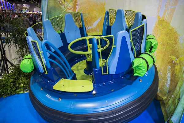 SeaWorld's new Infinity Falls rapids rafts unveiled