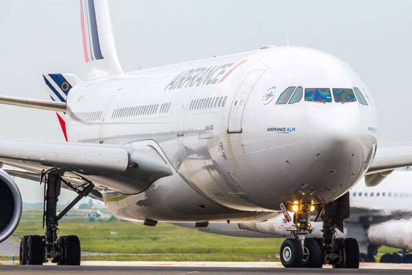 Air France-KLM chief blames rivals for GDS fee