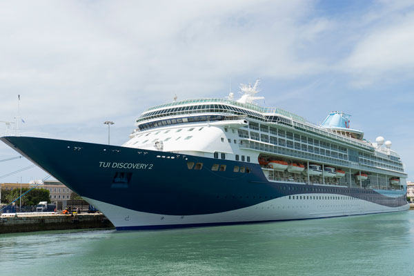 Special Report: Tui cruise chief predicts Britain will reclaim global number two spot