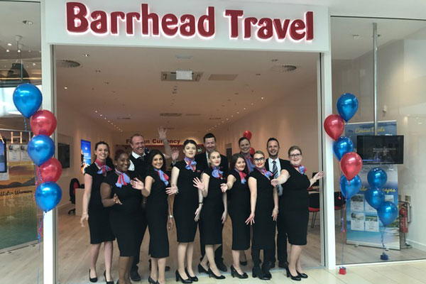 Barrhead Travel gender pay gap 'one of lowest in travel industry'