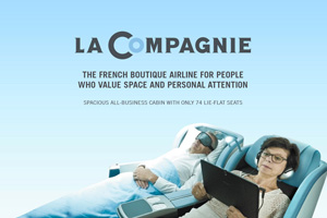 La Compagnie extends introductory fare offer