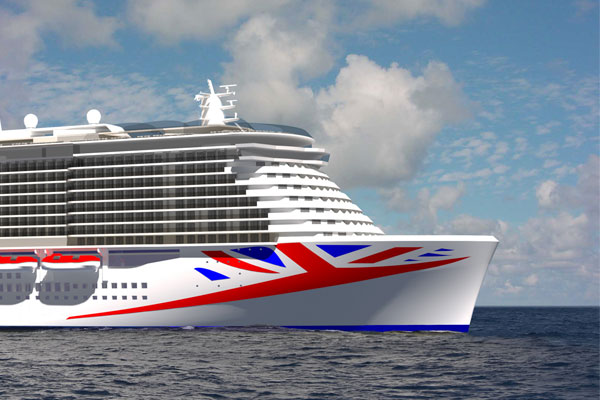 BBC television to be shown on P&O Cruises and Cunard ships