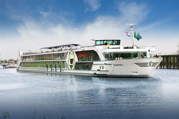 Tauck to cut capacity on river boats as part of fleet upgrade