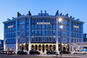 'Expensive OTAs' prompt first London hotel sign-up to Starwood franchise