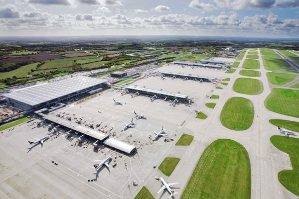 Stansted 'fastest growing airport' in Manchester Airports Group