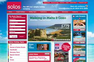 Solos Holidays unveils brochure for new single-traveller Discovery Tours