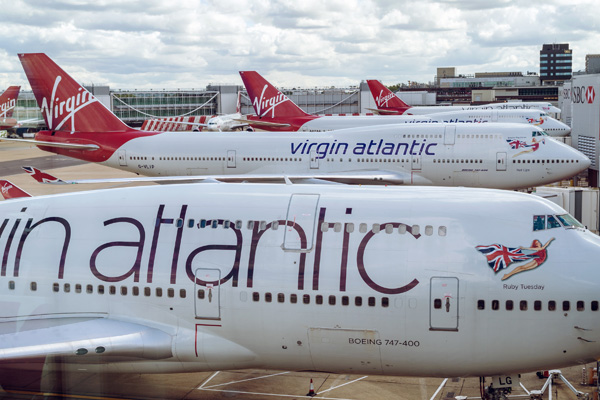 Virgin Atlantic tipped for $4.3bn Airbus order