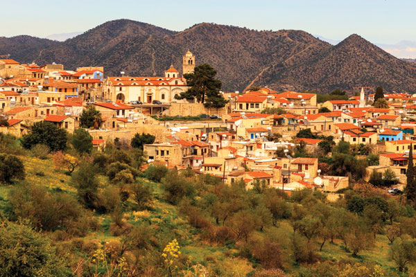 Troodos Mountains: Delve into the hills