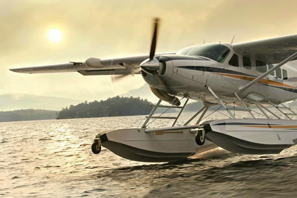 London area seaplane service plans outlined