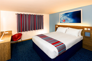 US investment funds in £1.5bn battle for Travelodge