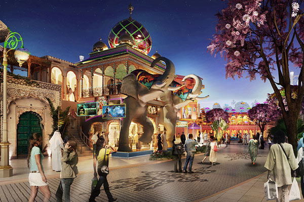 Middle East: Dubai Parks and Resorts