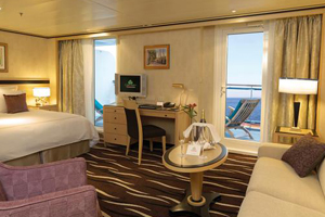 Cunard's Grill suites and restaurants to have luxury revamp