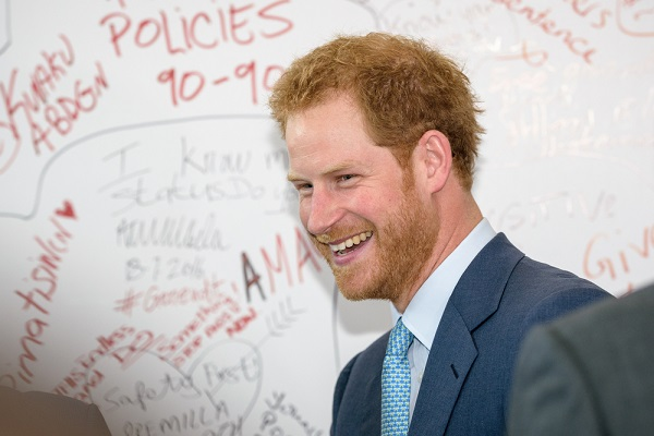 Agents urged to cash in on Prince Harry's St Lucia visit