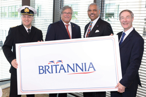 Carnival UK tests agents' worth as P&O reveals Britannia name