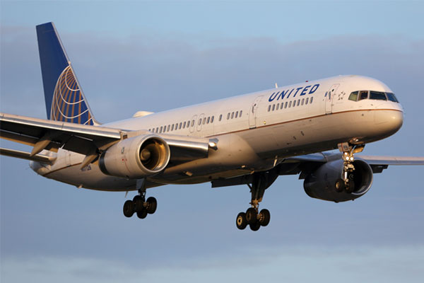 United Airlines adds Washington to Edinburgh network