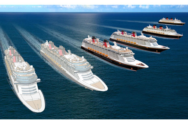 Disney Cruise Line reveals plans for third new ship