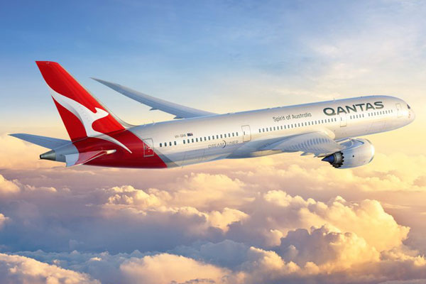 Qantas updates livery ahead of Dreamliner entering fleet