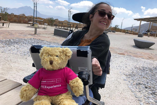 Video: Travel Counsellors ambassador hightlights accessible travel