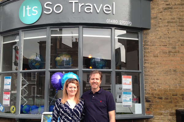 ItsSo Travel secures spot in 100 best small businesses in UK