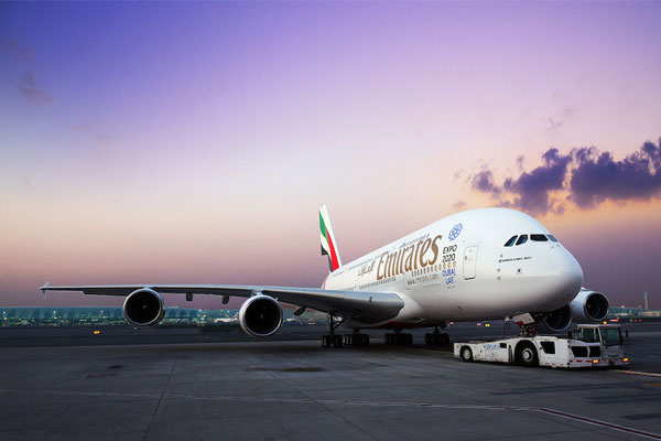 Emirates adds to A380 fleet