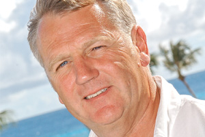 Nigel Jenkins steps down as chairman of Travelzest