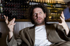 Marco Pierre White to run cookery lessons on Ventura