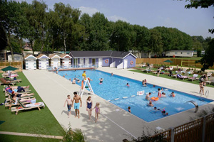 Chemical leak at Haven holiday park swimming pool