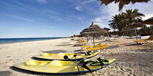 Djerba: Everything but the tourists