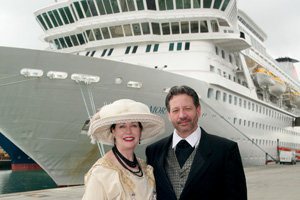 Cruise industry 'insulted' by Titanic-style safety slurs