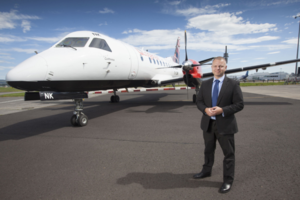 Loganair joins European Regions Airline Association