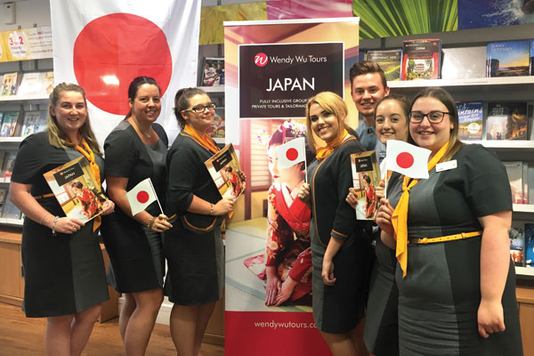 Wendy Wu Tours goes big in Japan with 90 holidays