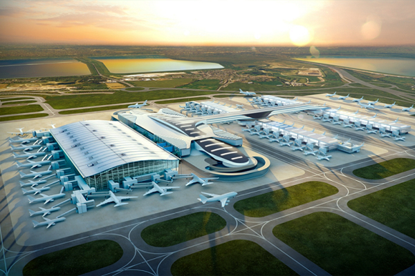 Alternative and less expensive Heathrow expansion revealed