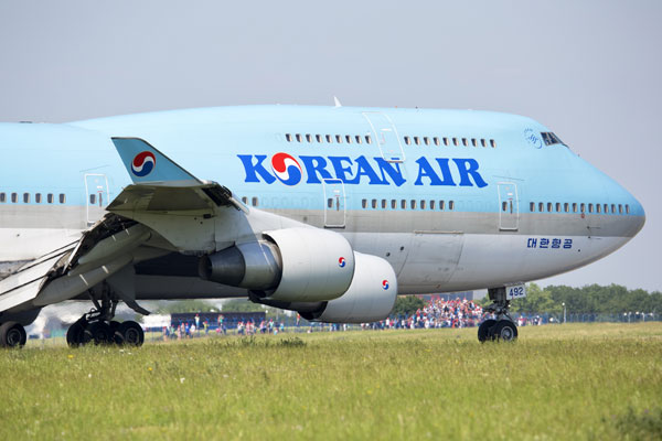 Korean Air finances boosted as it separates from troubled affiliate