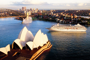 Sydney and New York top UK favourite cruise destinations