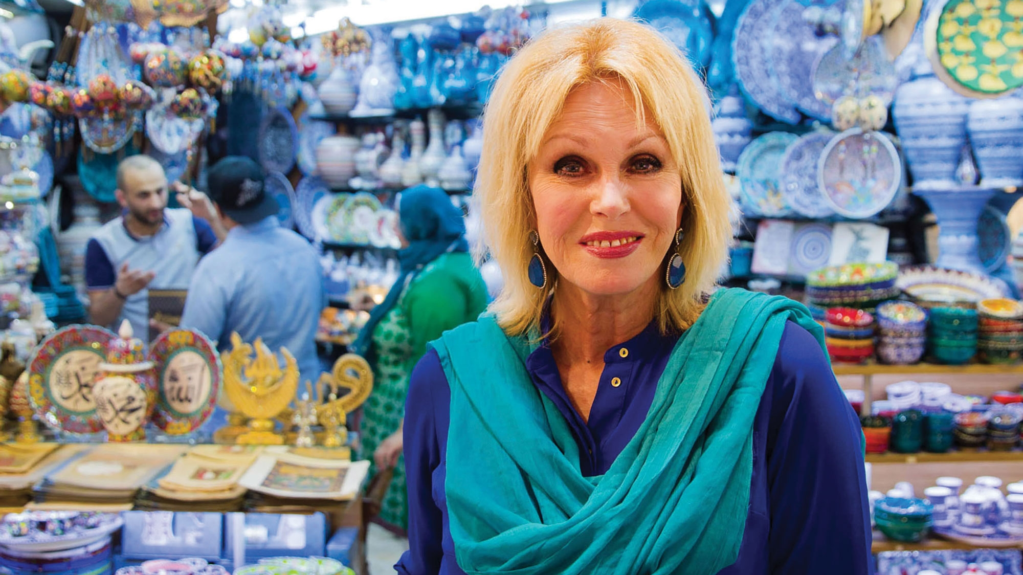 Cox & Kings eyes the 'Lumley effect' with three Silk Road tours