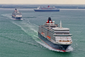 Cunard boss welcomes calling off of rail strike