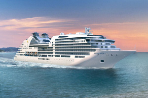 Seabourn launches microsite to promote new ship