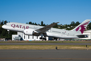 Qatar Airways places $5bn aircraft order